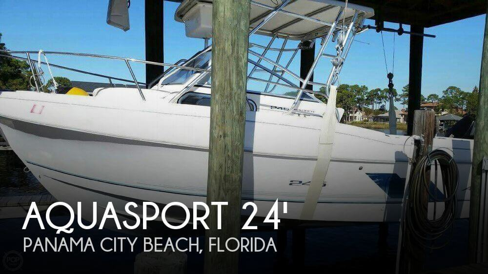 Used Aquasport Boats For Sale by owner | 1996 Aquasport 24