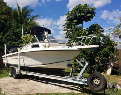 Angler 220 WA, 22', for sale - $15,898