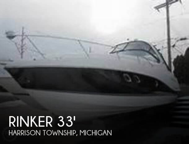 Used Rinker Boats For Sale by owner | 2016 Rinker 33
