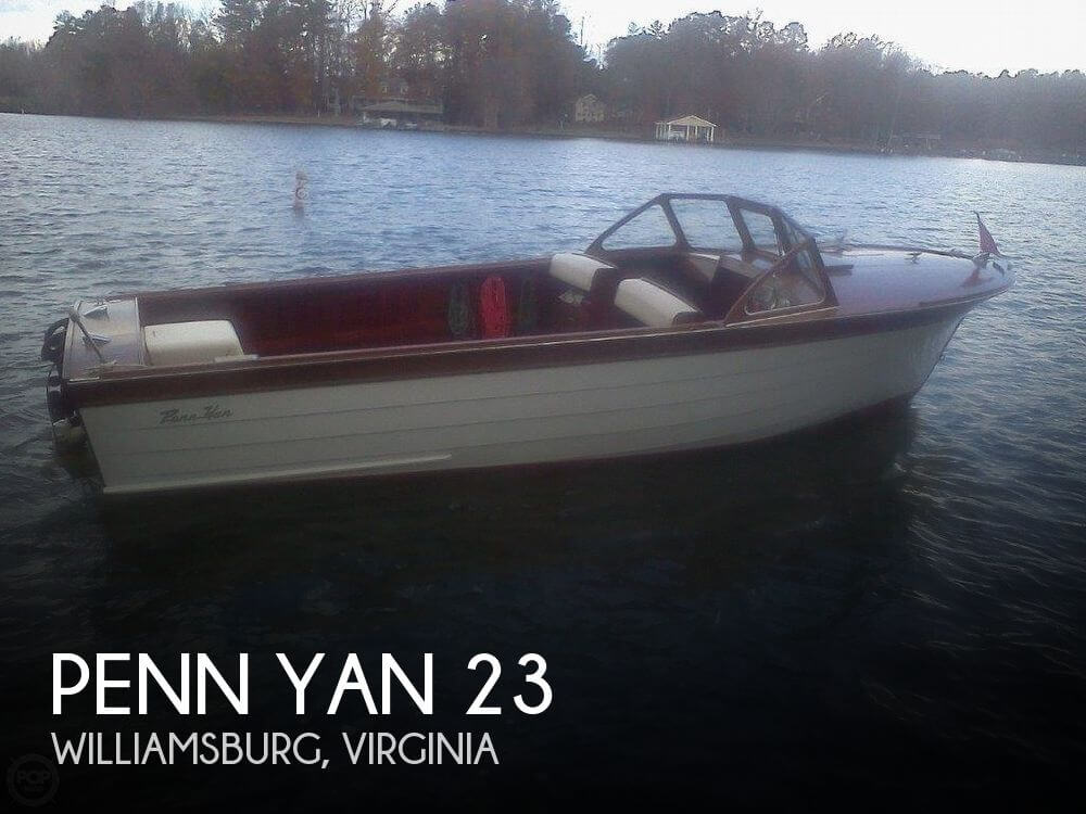 Used Boats For Sale by owner | 1962 Penn Yan 23