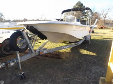 Carolina Skiff 218 DLV, 20', for sale - $19,250
