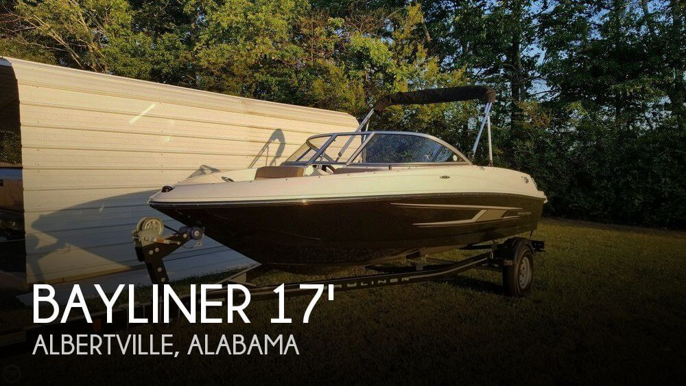 Used Bayliner Ski Boats For Sale by owner | 2016 Bayliner 17