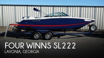 Used Ski Boats For Sale in Georgia by owner | 2012 Four Winns SL222