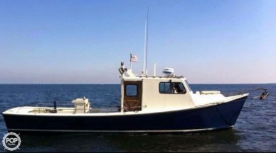 Pickerel 32 Custom, 31', for sale - $26,000