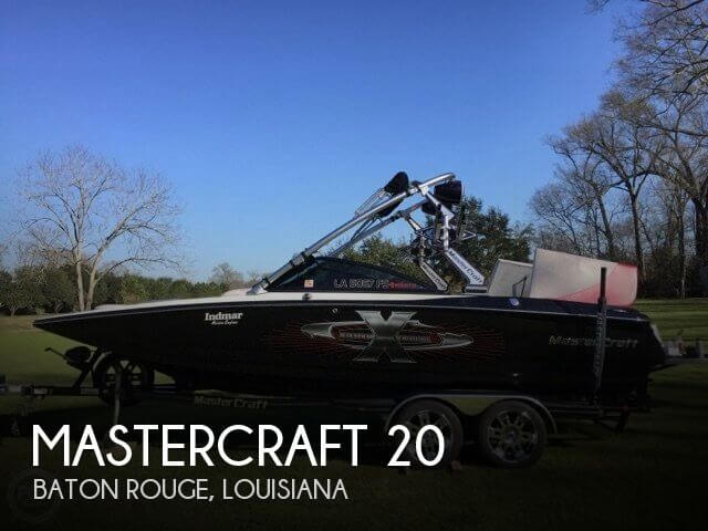 Used Boats For Sale in Lafayette, Louisiana by owner | 2007 Mastercraft 20