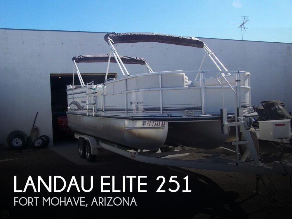 Used Landau Boats For Sale by owner | 2000 Landau 25