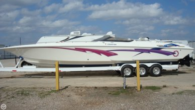 Fountain 38 Fever, 38', for sale - $49,800