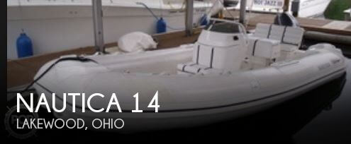 Used Nautica Boats For Sale by owner | 2003 Nautica 14