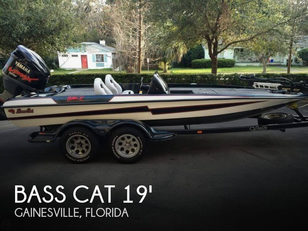 Used Bass Cat Boats For Sale by owner | 2008 Bass Cat 19