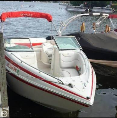 Crownline 23, 23', for sale - $33,400