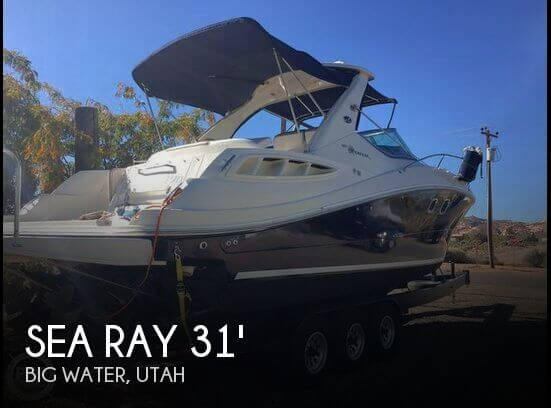 Used Boats For Sale in Utah by owner | 2007 Sea Ray 36
