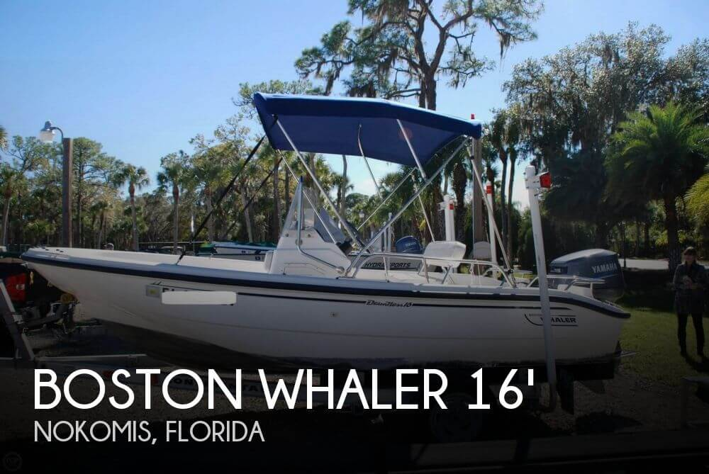 Used Boston Whaler 16 Boats For Sale by owner | 2000 Boston Whaler Dauntless 16