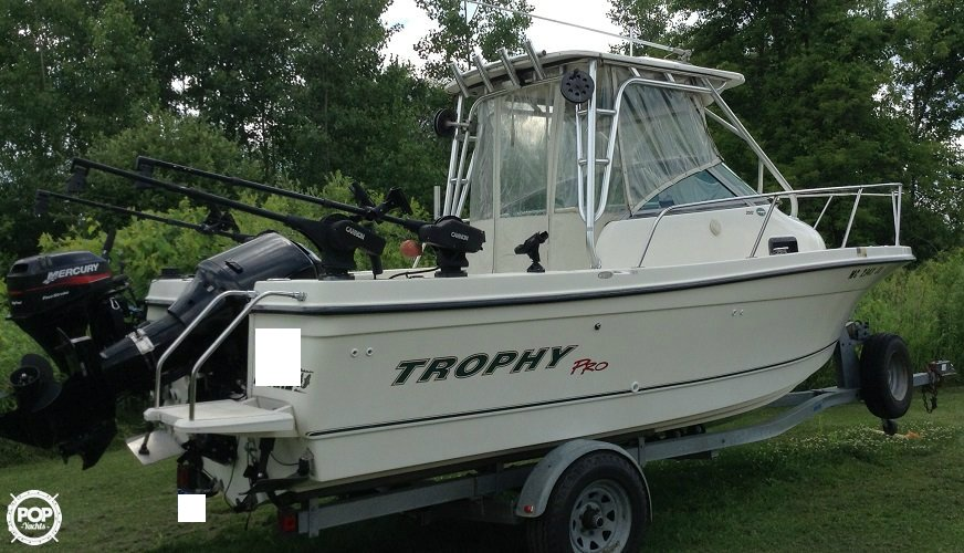 3625378L?2 sold bayliner trophy pro 2002 wa in lapeer, mi pop yachts  at pacquiaovsvargaslive.co