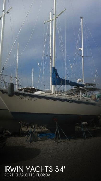 Used Irwin Boats For Sale by owner | 1984 Irwin Yachts 34