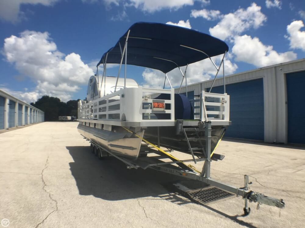 2015 Trident boat for sale, model of the boat is 3010 & Image # 22 of 40