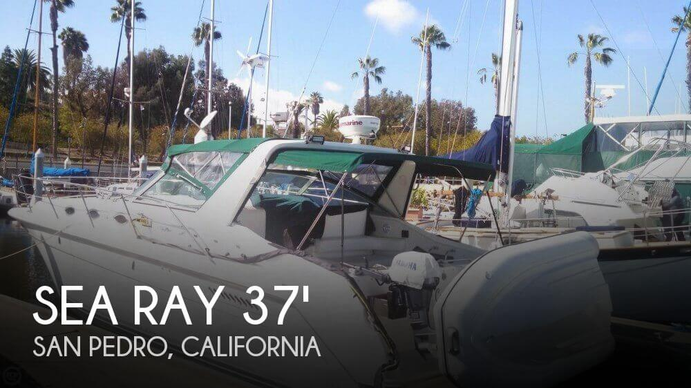 Used Sea Ray Boats For Sale in California by owner | 1994 Sea Ray 39