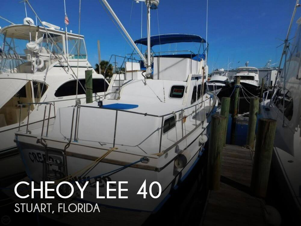 1982 CHEOY LEE 40 for sale