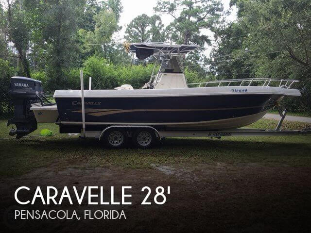 Used Caravelle Boats For Sale by owner | 2002 Caravelle 28