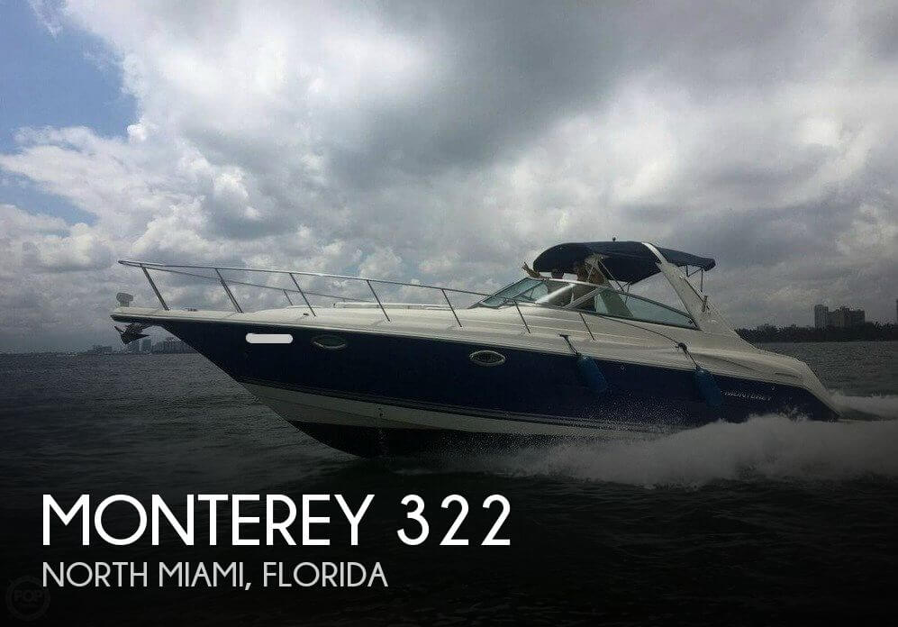 Used Monterey Boats For Sale by owner | 2005 Monterey 32