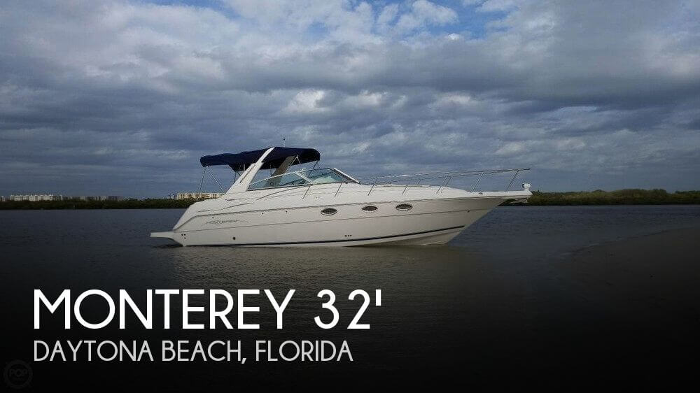 Used Monterey Boats For Sale by owner | 2002 Monterey 32