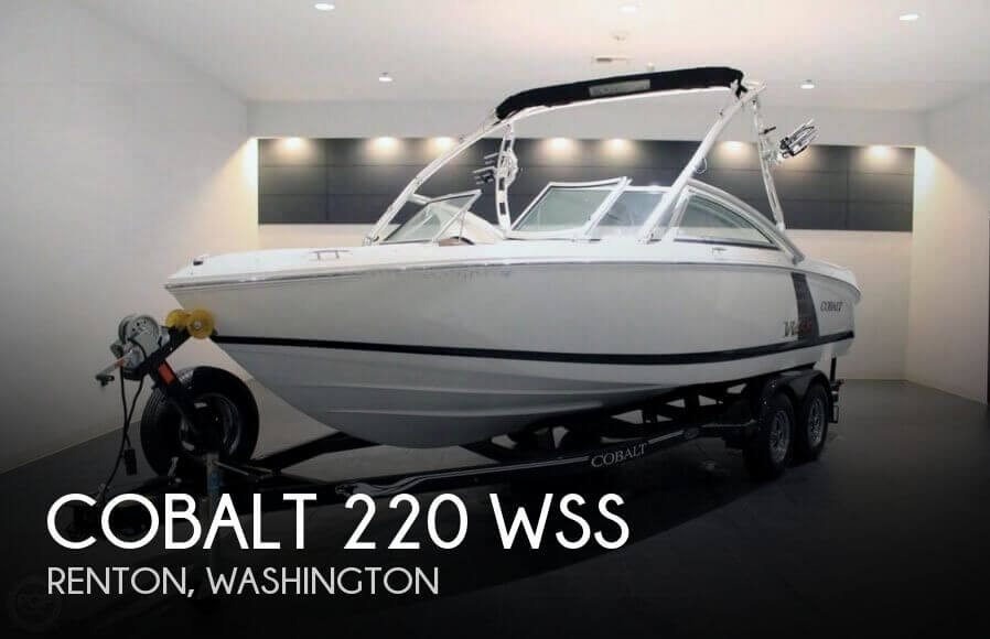 2012 COBALT 220 WSS for sale