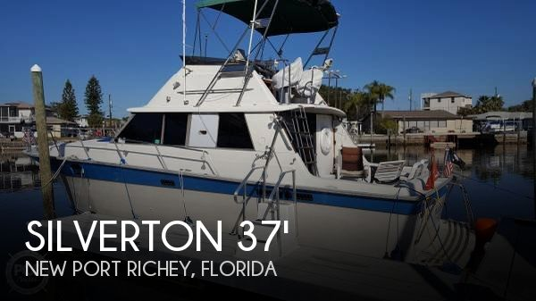Used Silverton Motoryachts For Sale by owner | 1984 Silverton 37
