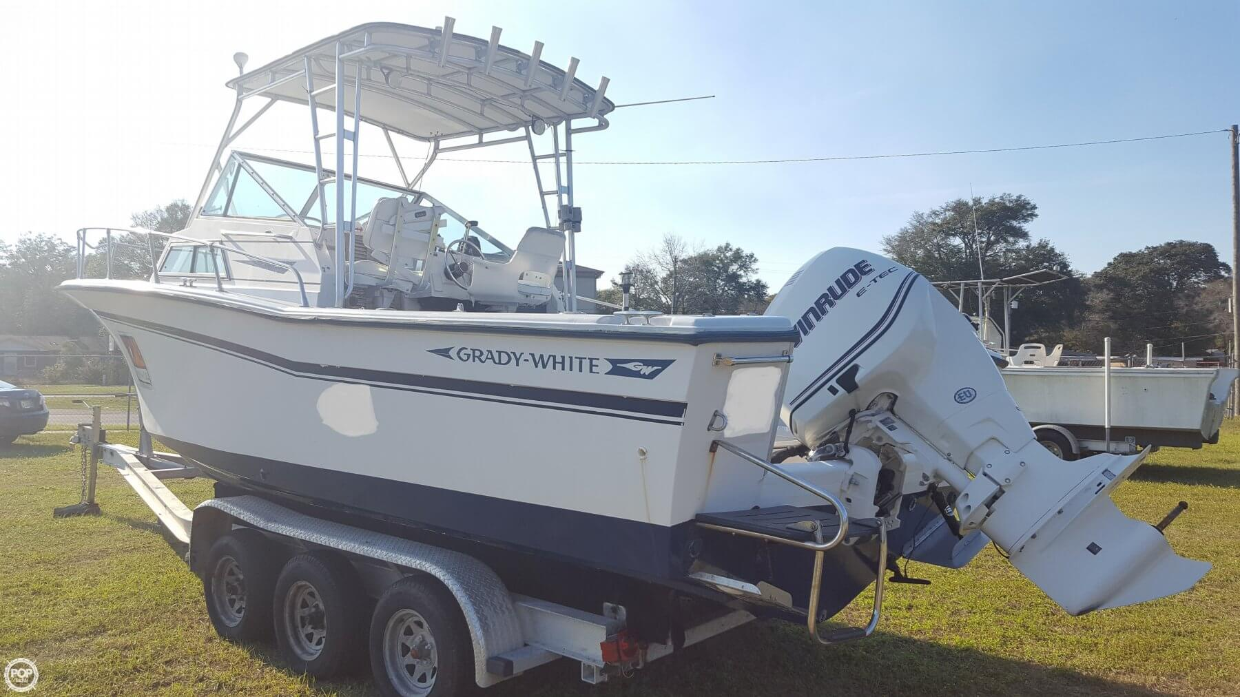 1987 Grady-White 25 Sailfish For Sale