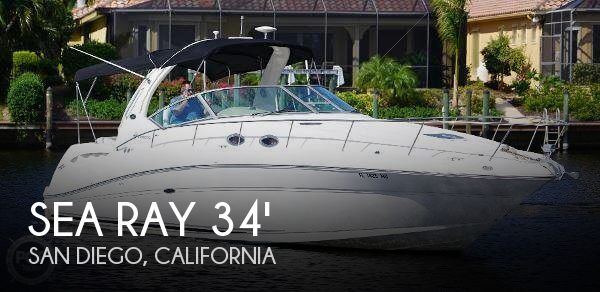 Used Sea Ray 34 Boats For Sale by owner | 2003 Sea Ray 34