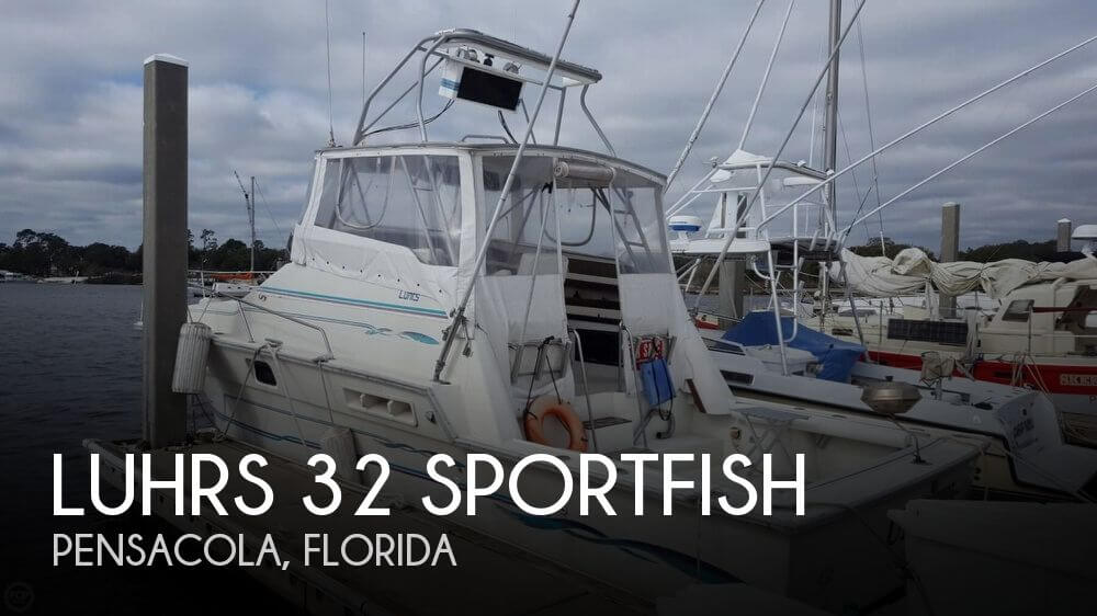 1983 Luhrs 32 Sportfish
