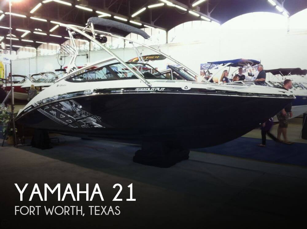 Used Yamaha Ski Boats For Sale by owner | 2012 Yamaha 21