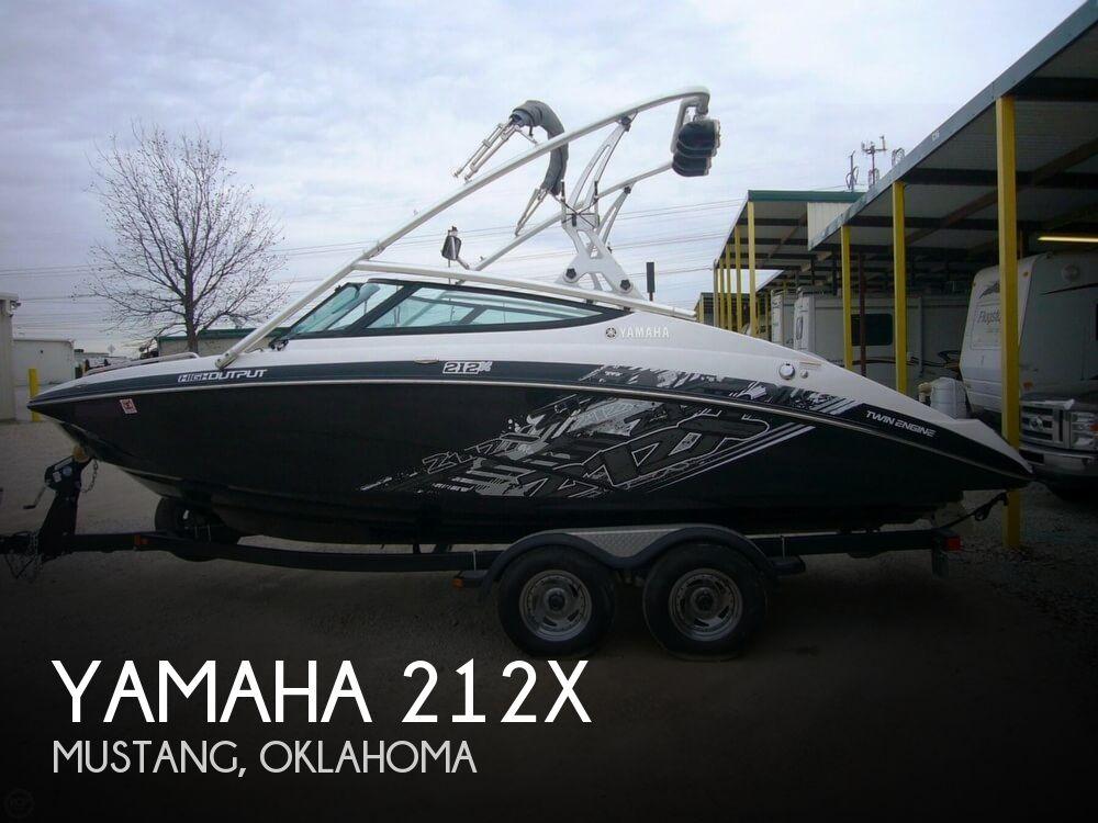 2012 Yamaha 212X