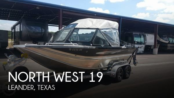 Used Fishing boats For Sale in Killeen, Texas by owner | 2015 North West 19