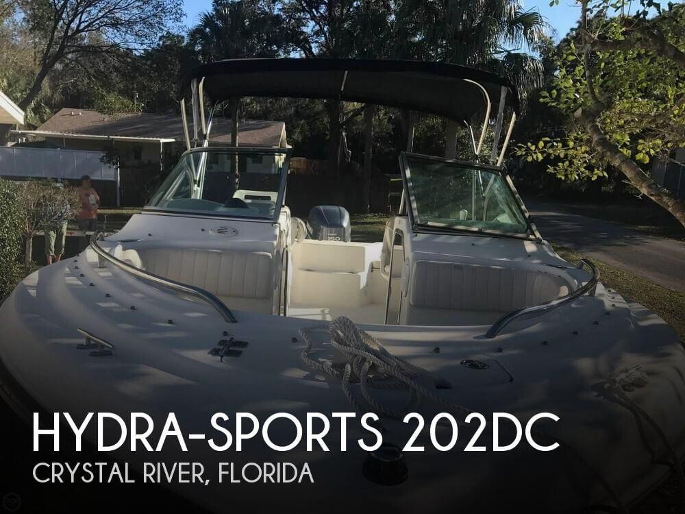 2002 Hydra-Sports 202DC