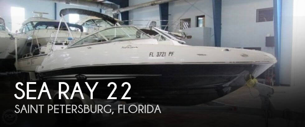 Used Deck Boats For Sale in Florida by owner | 2011 Sea Ray 22