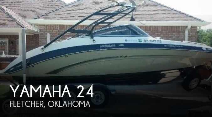 Used Boats For Sale in Oklahoma City, Oklahoma by owner | 2013 Yamaha 24