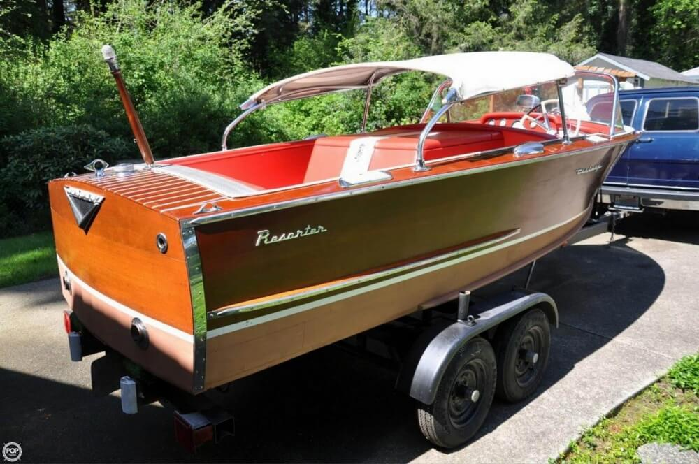 1959 Century boat for sale, model of the boat is 17 Resorter & Image # 4 of 40