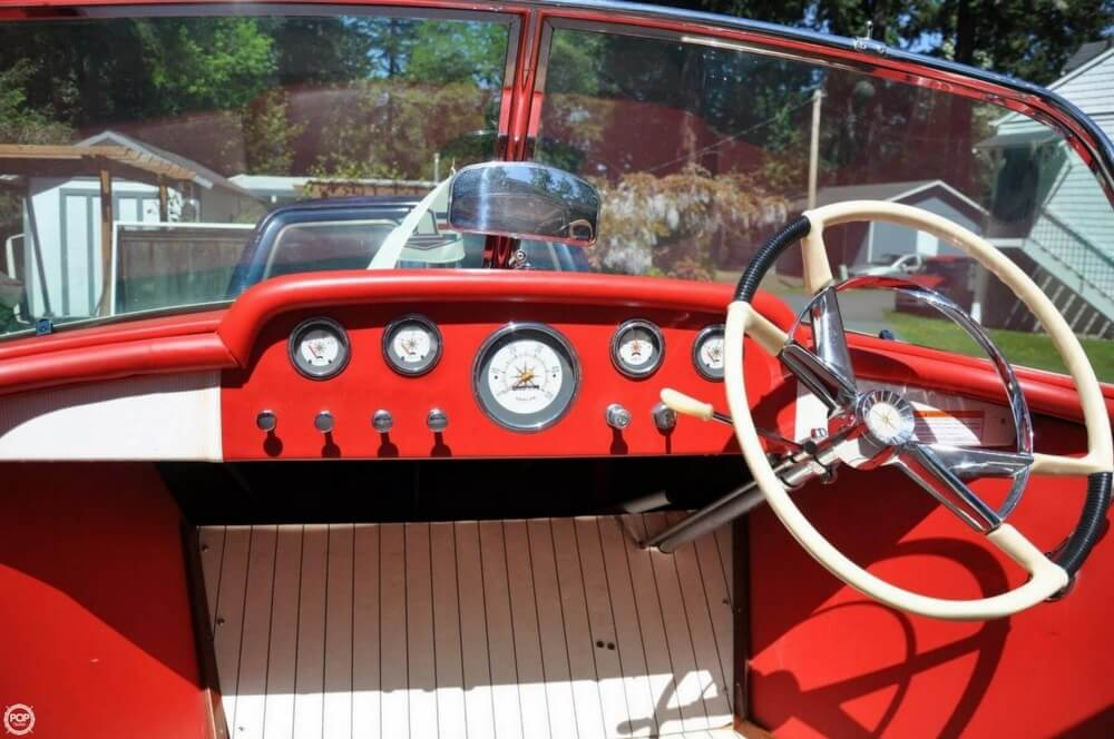 1959 Century boat for sale, model of the boat is 17 Resorter & Image # 10 of 40
