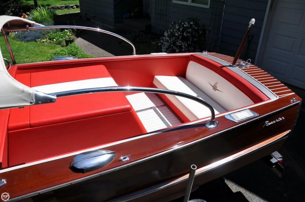 1959 Century boat for sale, model of the boat is 17 Resorter & Image # 15 of 40