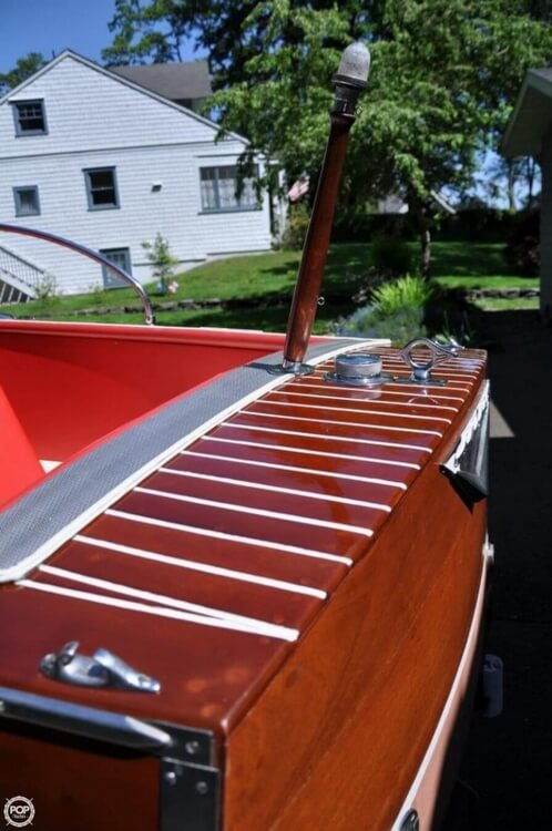 1959 Century boat for sale, model of the boat is 17 Resorter & Image # 16 of 40