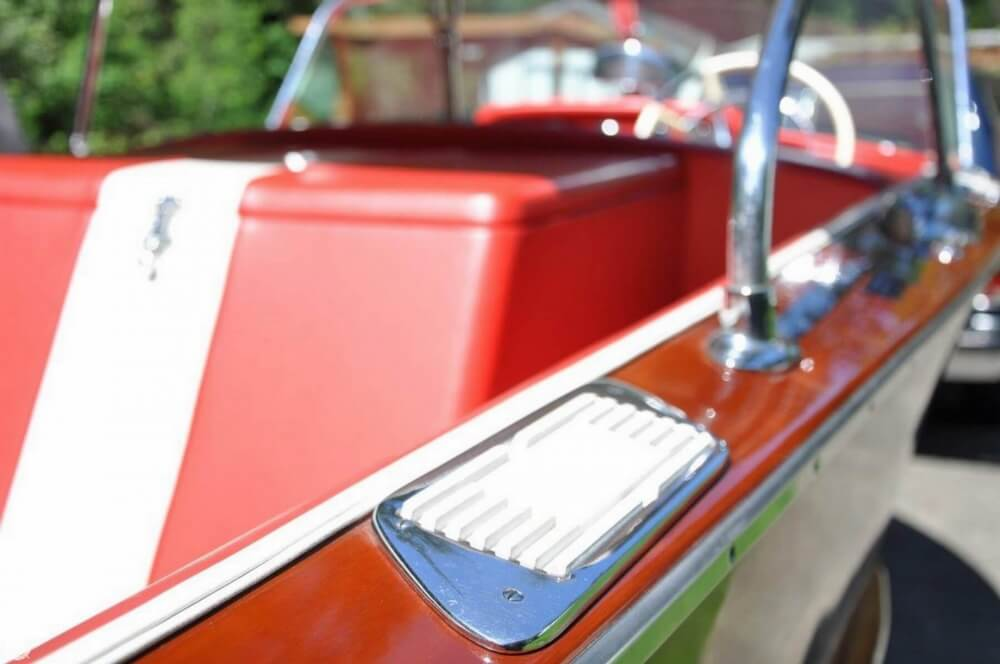 1959 Century boat for sale, model of the boat is 17 Resorter & Image # 22 of 40