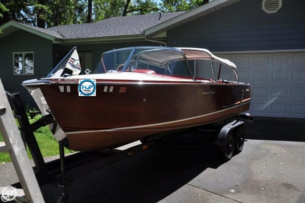 1959 Century boat for sale, model of the boat is 17 Resorter & Image # 3 of 40