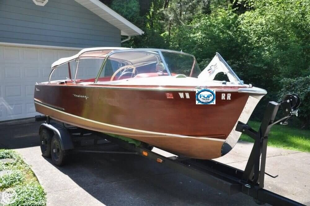 1959 Century boat for sale, model of the boat is 17 Resorter & Image # 28 of 40