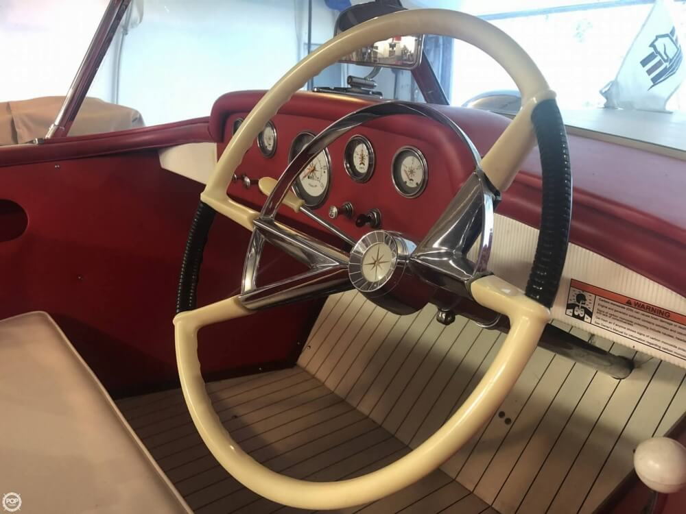 1959 Century boat for sale, model of the boat is 17 Resorter & Image # 36 of 40