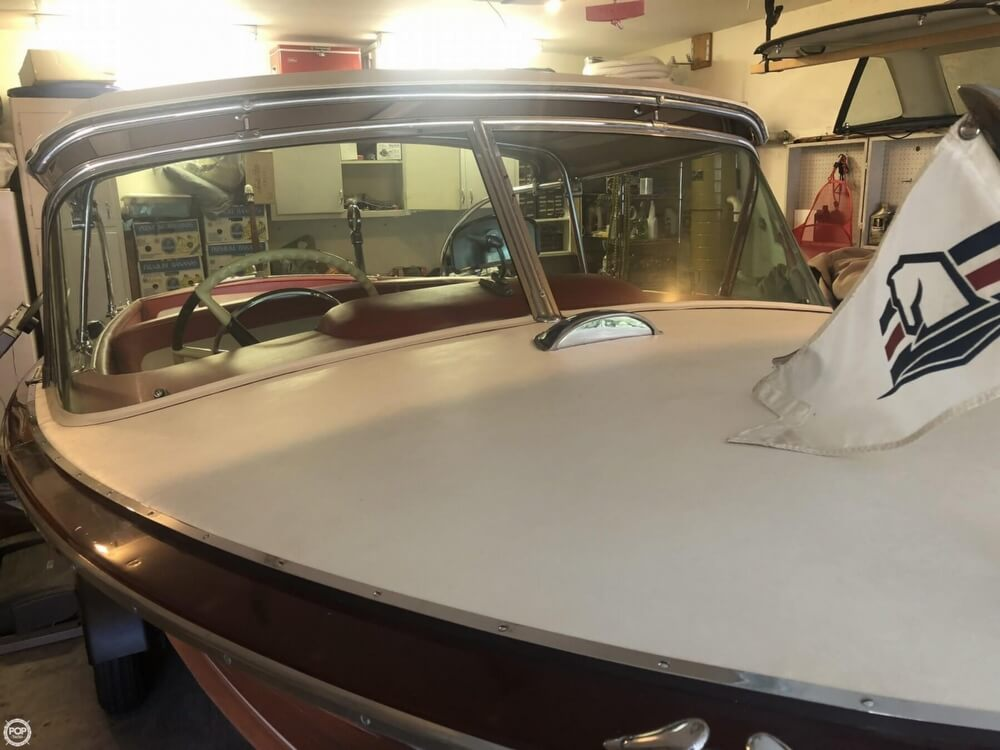1959 Century boat for sale, model of the boat is 17 Resorter & Image # 39 of 40