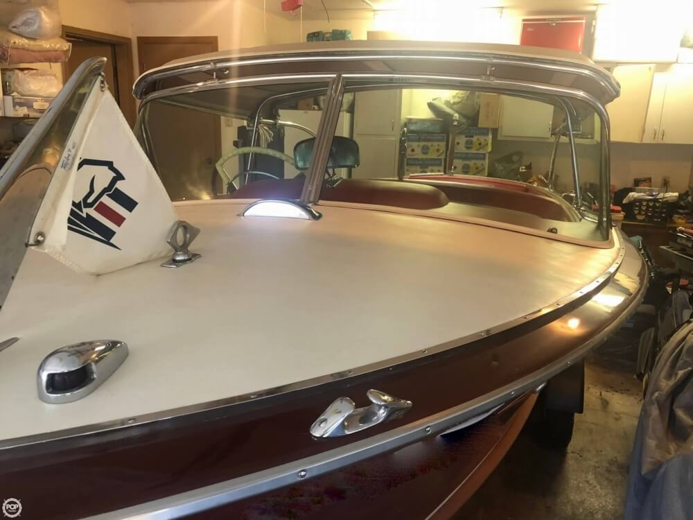 1959 Century boat for sale, model of the boat is 17 Resorter & Image # 40 of 40