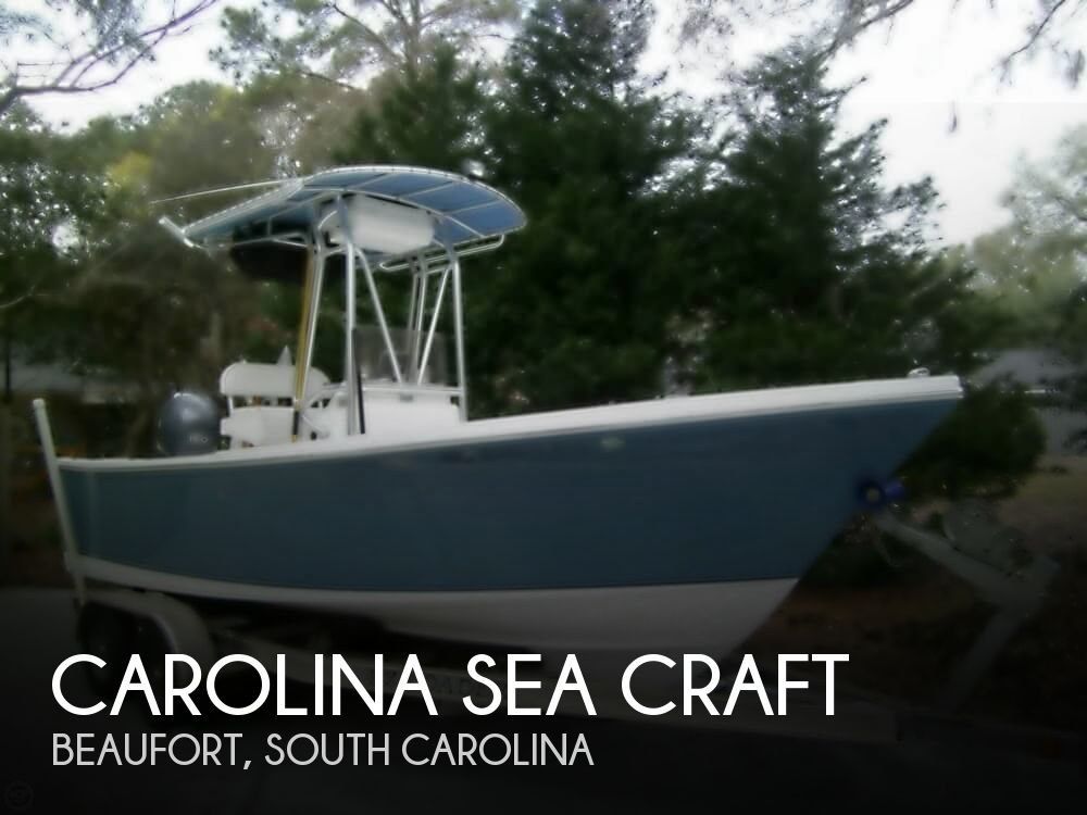 2010 Carolina Sea Craft 208 SAVANNAH OFFSHORE
