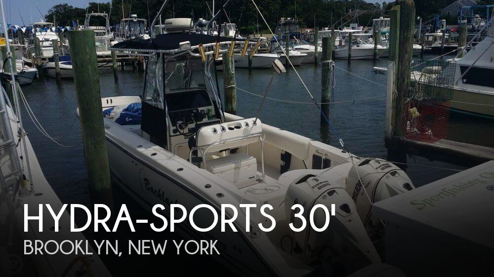 Used Hydra-Sports Boats For Sale by owner | 1997 Hydra-Sports 30