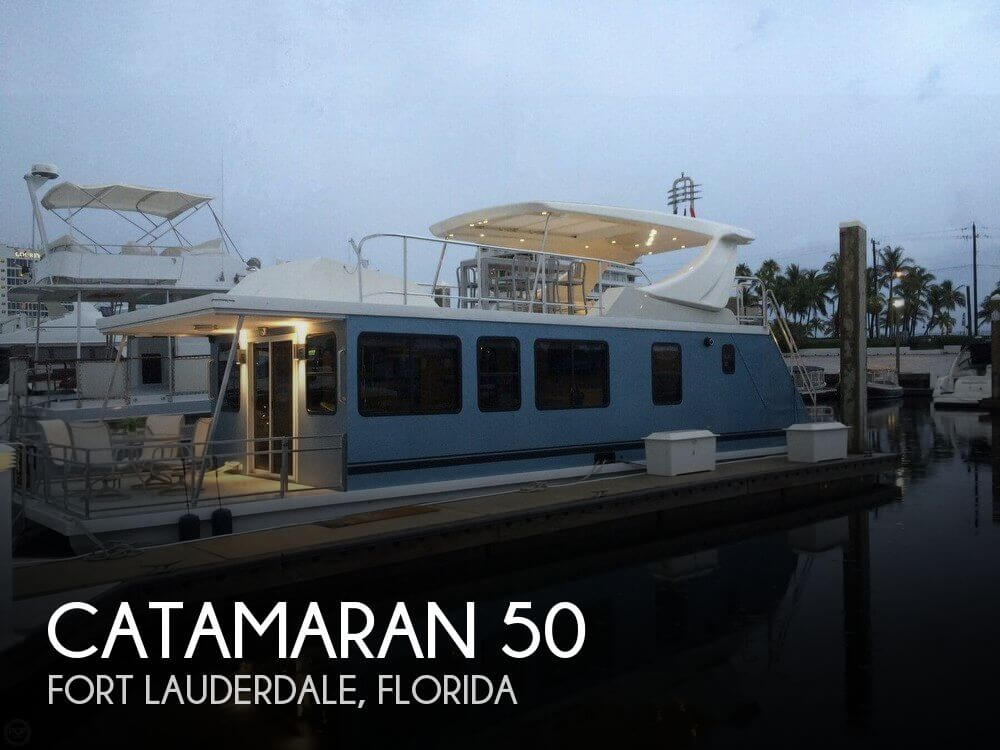 Used Catamaran Cruisers Boats For Sale by owner | 2003 Catamaran Cruisers 50