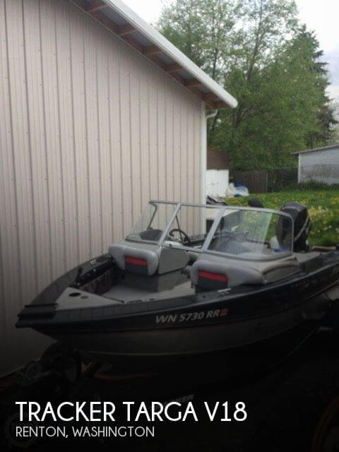 2012 TRACKER BOATS TARGA V18 for sale