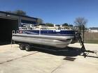 2014 Sun Tracker Fishin Barge 22 DLX - #1